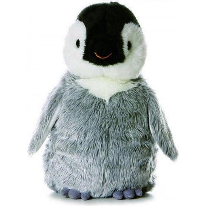 """Aurora 12"""" Penny Penguin Flopsie Soft Cuddly Toy"""