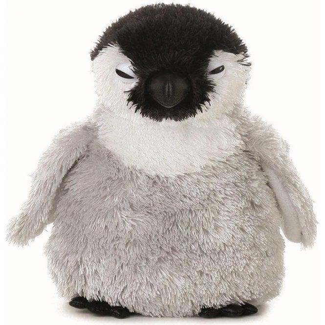 Aurora 8'' Baby Emperor Penguin Soft Cuddly Toy