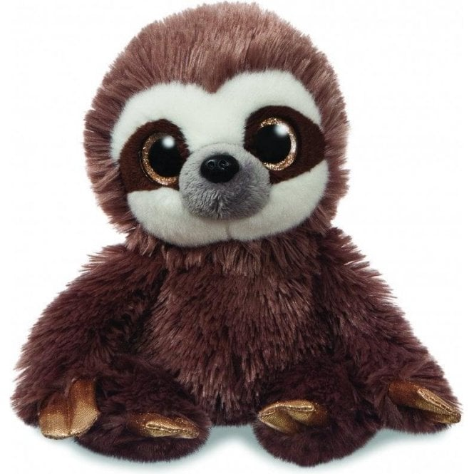 Aurora Sparkle Tales Harvey the Sloth 7in Plush Toy