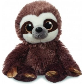 Sparkle Tales Harvey the Sloth 7in Plush Toy