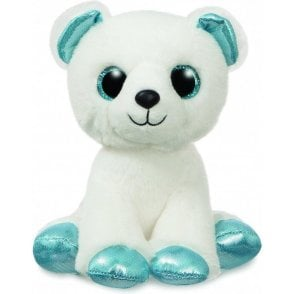 Sparkle Tales Igloo Polar Bear 12""