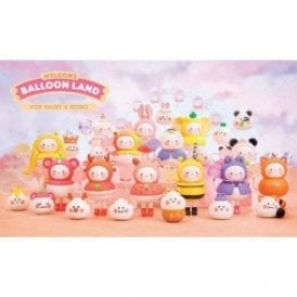Bobo & Coco Balloon Land Box Set 12 Piece