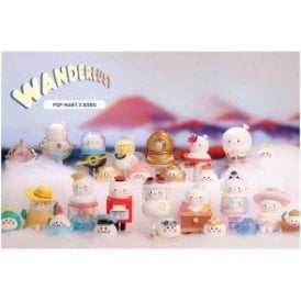Wanderlust by POP MART 1 Piece Blind Box