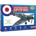 Cheatwell Supermarine Spitfire Mark-IX  3D Puzzle - Build it, Push Fit, Giant Model 440mm