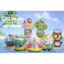 Coarse Little Voyagers Heatwave 1 Piece Blind Box