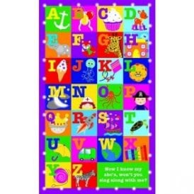 Alphabet Illuminations LED Canvas/Picture/Night Light