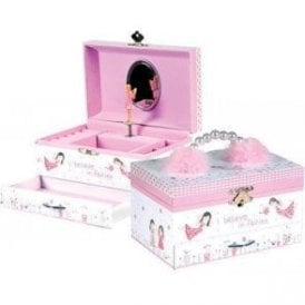 Fairy Blossom Jewellery Box Playing Sugar Plum Fairy