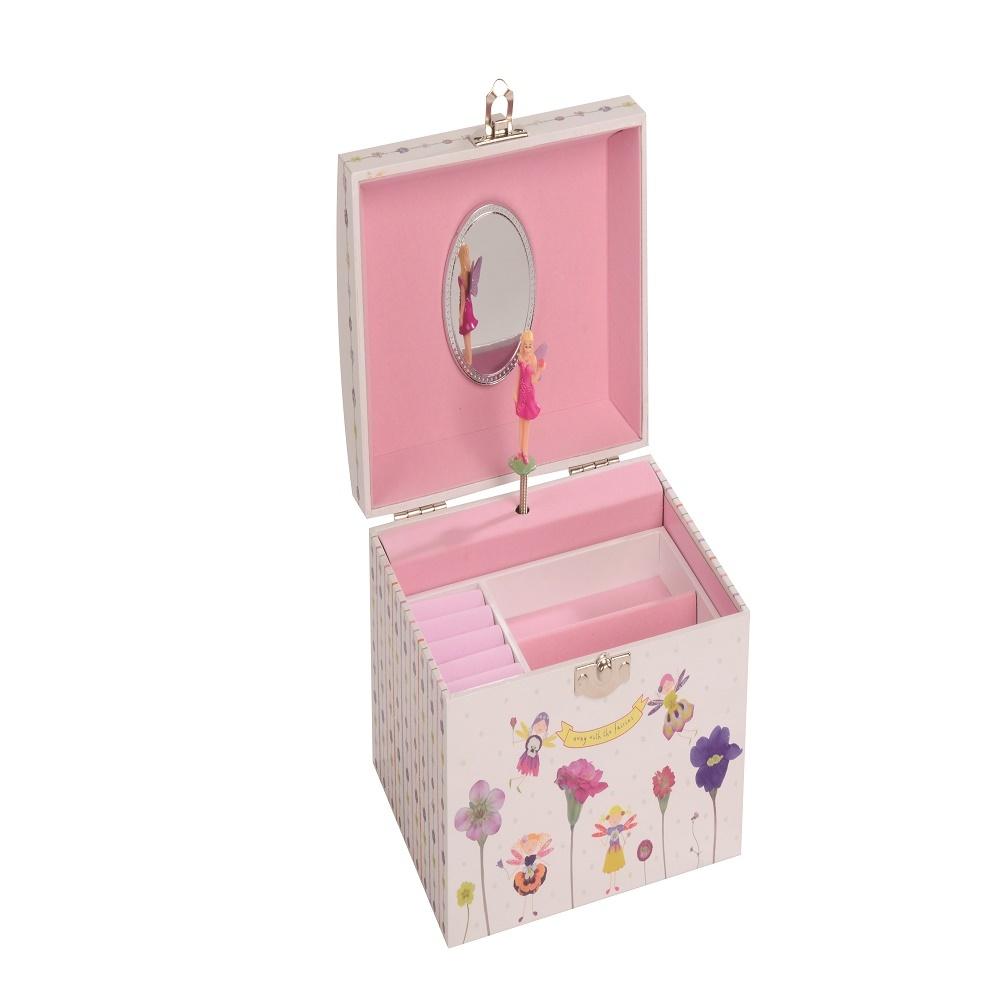 Petal Fairy Musical Jewellery Box