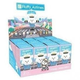 Fluffy House Fluffy Airlines Box Set 12 Piece