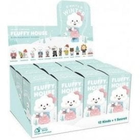 Fluffy House Series 2 Winter Edition Box Set 12 Piece
