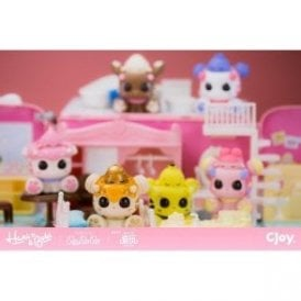 Haki & Bobi by CJoy 6 Piece Box Set