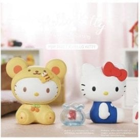 Hello Kitty 45th Anniversary Figures 12 Piece Box Set