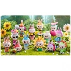 LABUBU The Monsters Flower Elves 1 Piece Blind Box