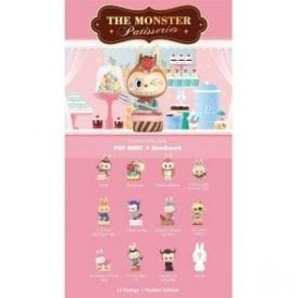 LABUBU The Monsters Patisseries Desserts Collection - 1 Piece Blind Box