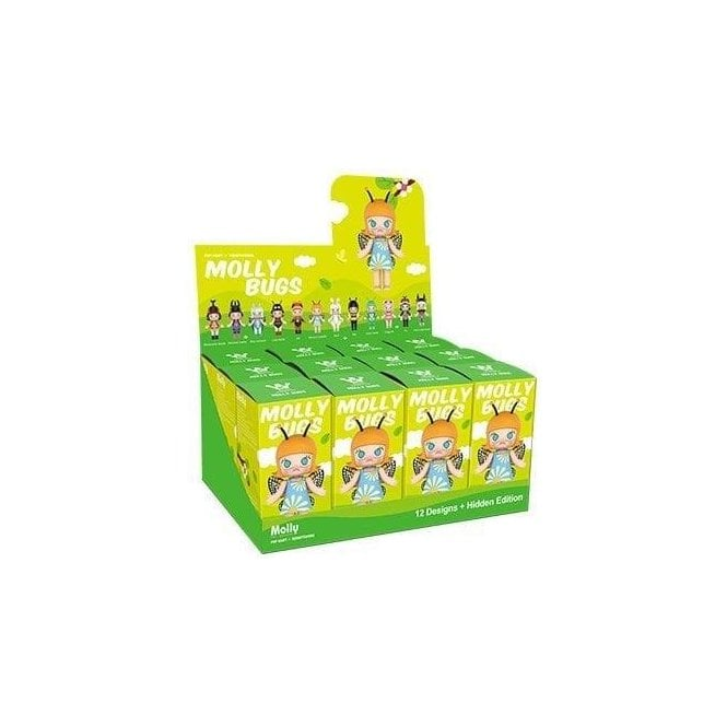 MOLLY Bugs By Kennyswork 12 Piece Box Set