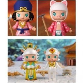 MOLLY Journey to the West Figures 1 Piece Blind Box