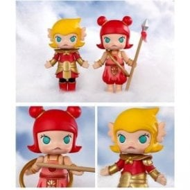 MOLLY Journey to the West Figures 12 Piece Box Set