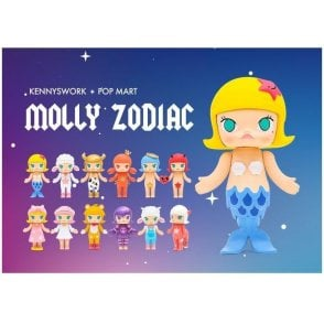 Molly Zodiac by Kennyswork 1 piece blind box