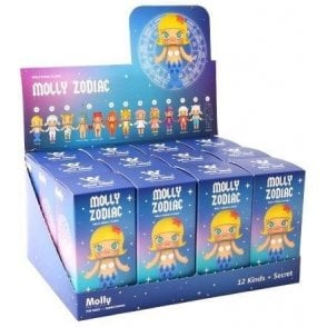 Molly Zodiac by Kennyswork 12 Piece Box Set