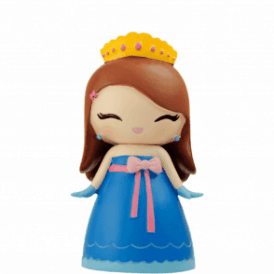 Momiji Messenger Dolls Princess 2011 Edition