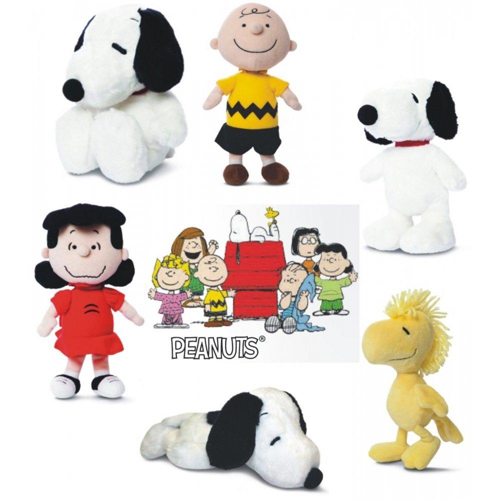 Peanuts Stuffed Toys 6