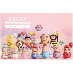 PUCKY Balloon Babies Box Set 12 Piece