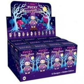 Pucky Forest Faries Box Set 12 Piece
