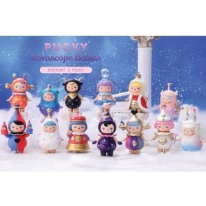 PUCKY Horoscope Babies Box Set 12 Piece