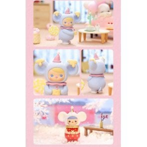 PUCKY New Year Mouse Babies Limited Edition 1 Piece Blind Box