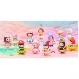 Pucky Pool Babies Collectable Mini Figures/Dolls