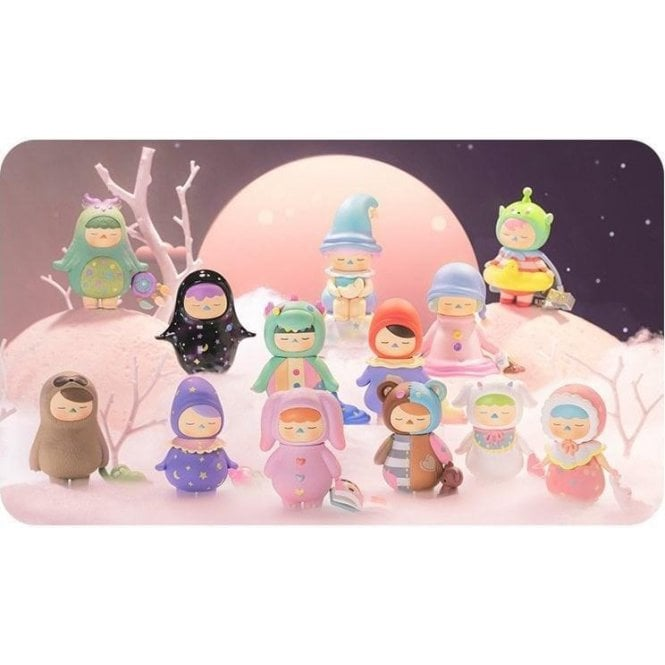 Pucky Sleeping Babies 12 Piece Box Set