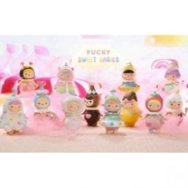 PUCKY Sweet Babies 12 Piece Box Set