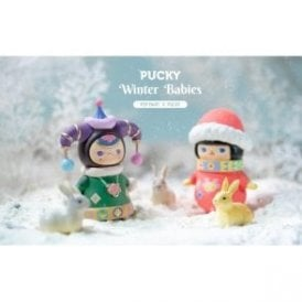 PUCKY Winter Babies 12 Piece Box Set