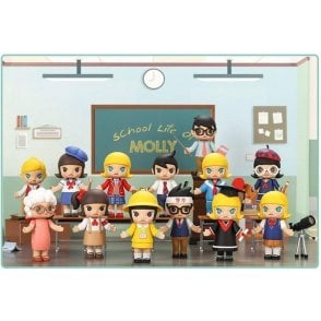 School Life of Molly Box Set 12 Piece
