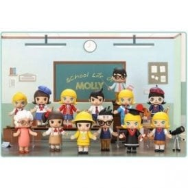 School Life of Molly by Kennyswork 1 piece blind box