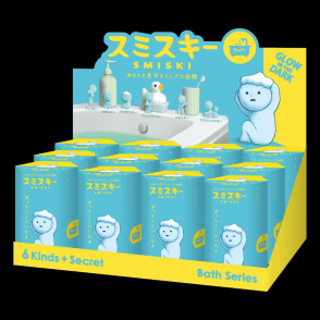 Smiski Bath Box Set 12 Piece