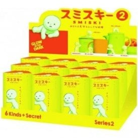 Smiski Series 2 Box Set 12 Piece