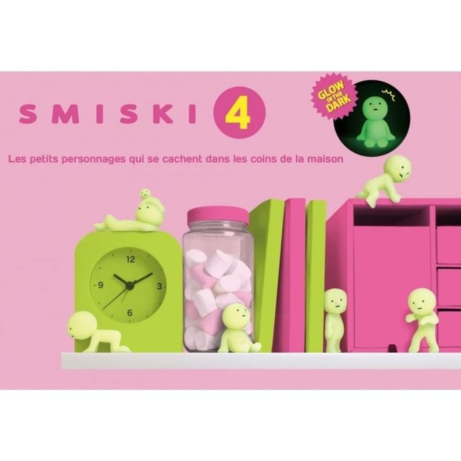 "Smiski Series 4 ""Glow in the dark"" Figurine/Mini Figure"