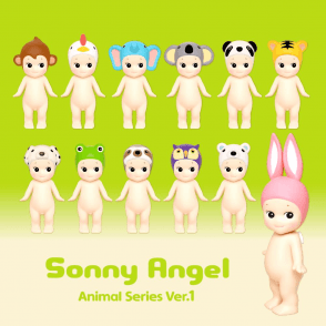 Animal Series 1 Mini Figure doll