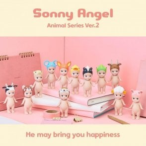 Animal Series Ver.2  NEW RELEASE 2018 inc hedgehog