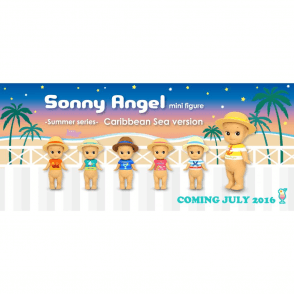 Sonny Angel Caribbean Sea Version Boxset 12pc's - Summer 2016