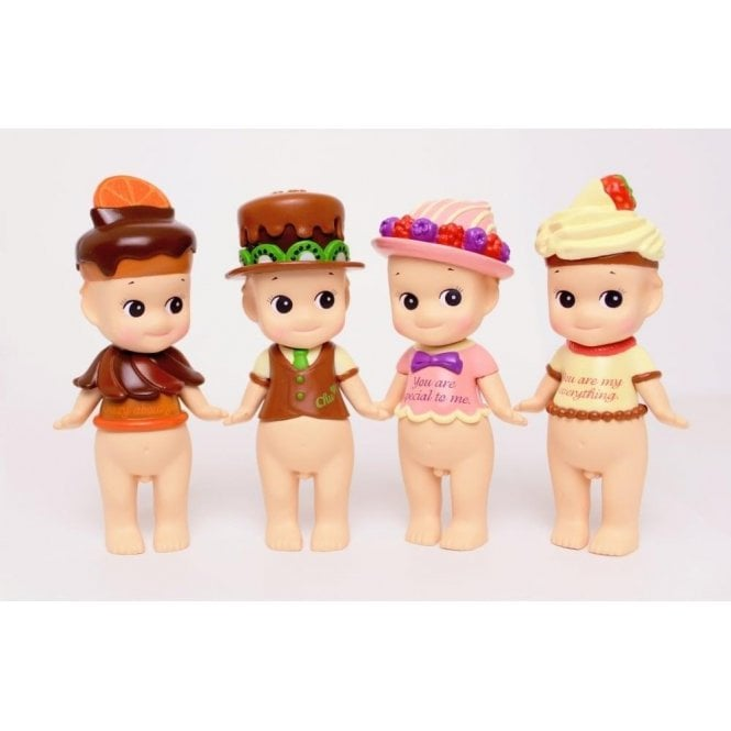 Sonny Angel Chocolate/Valentine Series Limited Edition Mini Figurine Box Set 2016 (12 pcs)