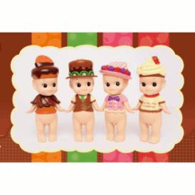 Chocolate/Valentine Series Limited Edition Single Figurine 2016