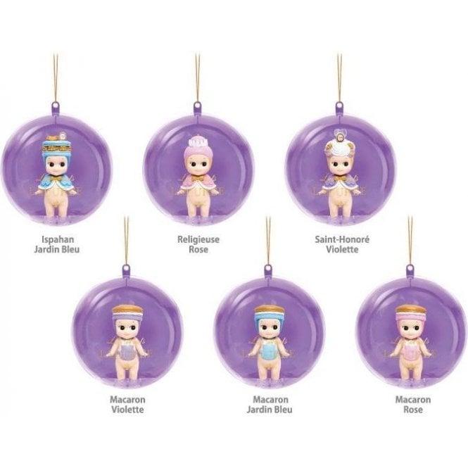 Sonny Angel Christmas Ornament Ladurée Pâtisserie Collection 1 Figurine - Now In Stock