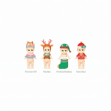 Sonny Angel Christmas Series 2016 Limited Edition Set of 4 Blind Figurines