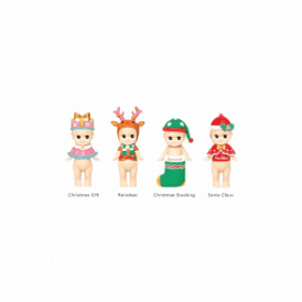 Christmas Series Mini Figurine 6 Pc Set 2016