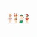 Sonny Angel Christmas Series Mini Figurine 6 Pc Set 2016