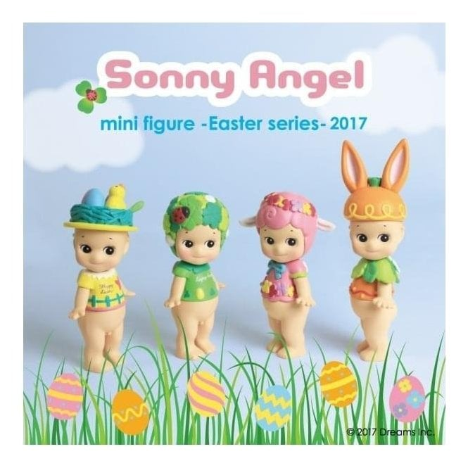 Sonny Angel Easter Series 2017 Limited Edition 4 Pc