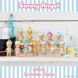Sonny Angel Mini Figure Summer Series 2018 Doll/ Figurine