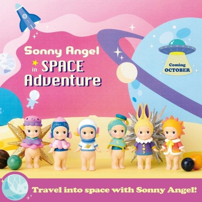 Sonny Angel Space Adventure Series Blind Box 1 Piece